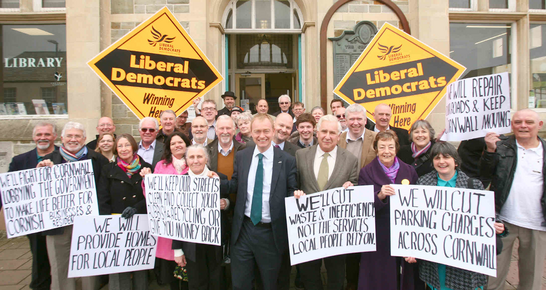 Devon and Cornwall Councillors and Campaigners